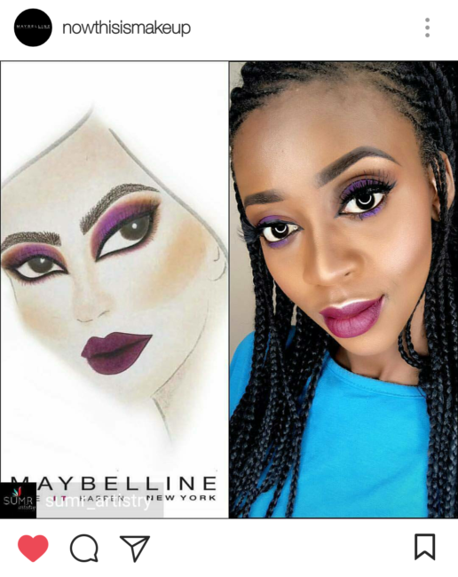Maybelline - SM Activation