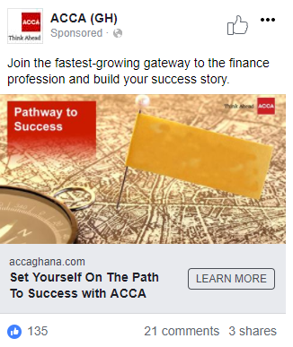 ACCA - Conversion Tracking